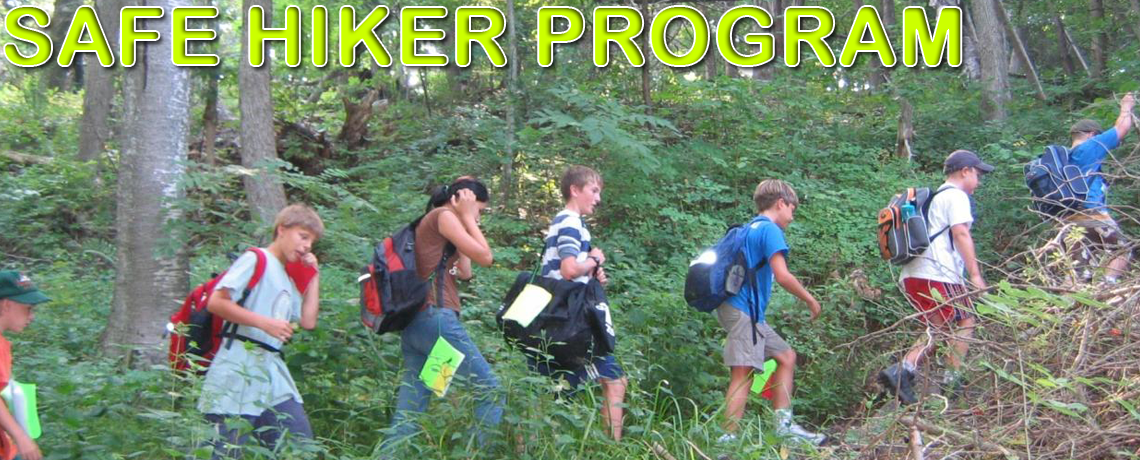 Safe Hiker Program